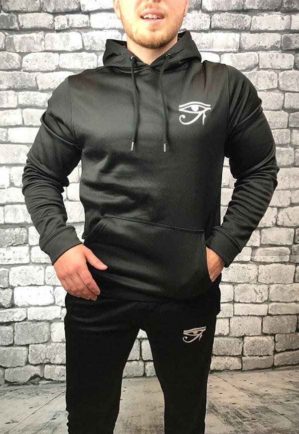Black Hoody – Front