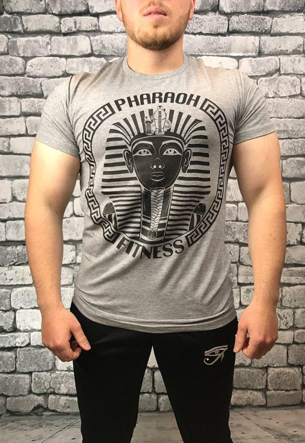 Grey T-Shirt – Front